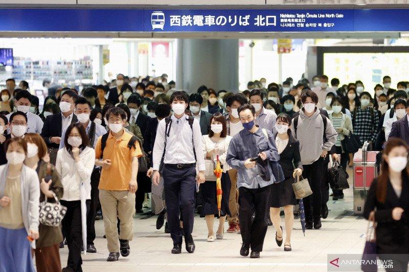 Jepang segera cabut status darurat COVID-19 di Osaka, Kyoto, dan Hyogo