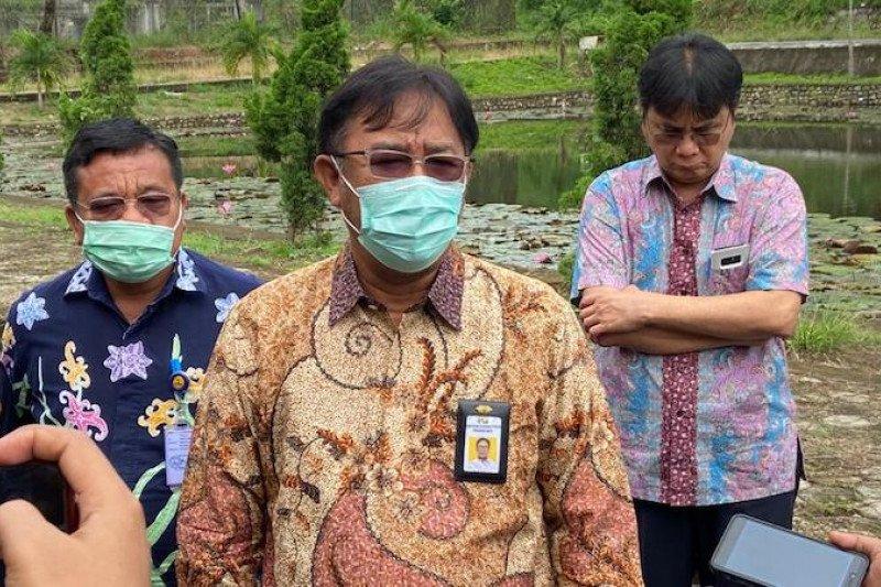 BBPJN V Palembang siagakan alat berat di daerah rawan longsor
