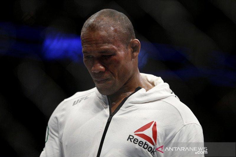 Ronaldo Souza berharap dapat segera menangi pertarungan lawan COVID-19