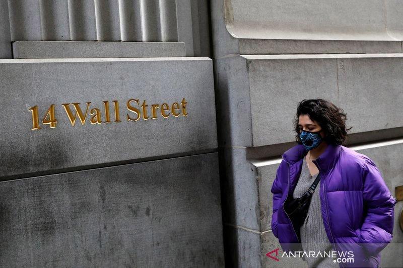 Saham-saham di Wall Street melonjak di tengah harapan atas vaksin virus corona