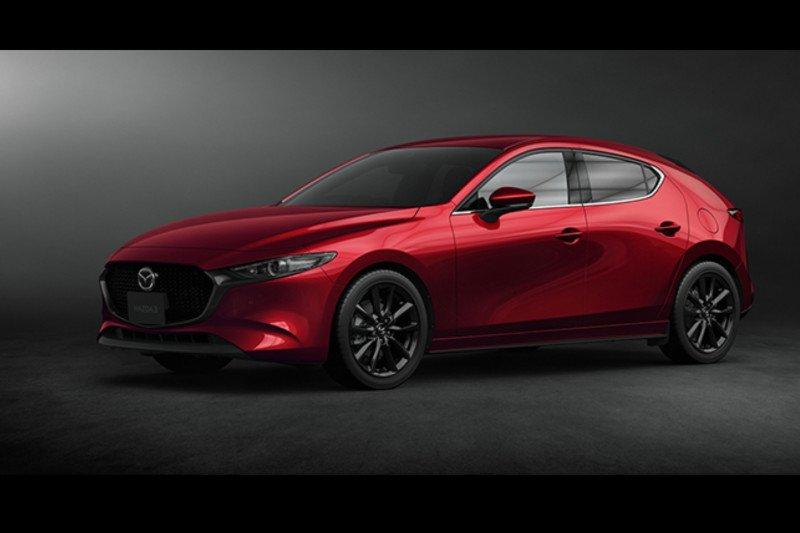 Penjualan Mazda anjlok 33 persen