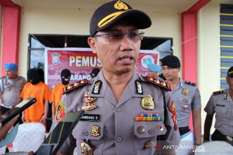 Seorang personel di Bintan diduga gelapkan 71 unit mobil