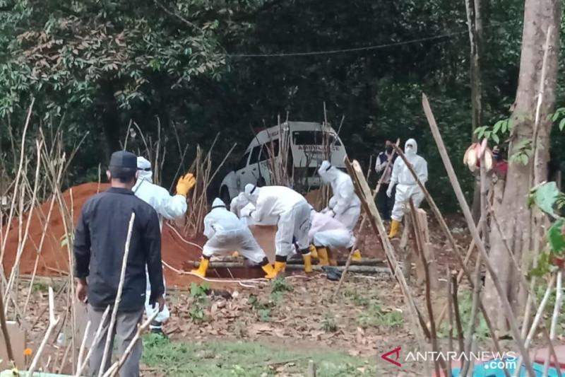 Update 3 Juli: Angka kematian akibat COVID-19 di Palembang menyamai angka rata-rata nasional, total kasus di Sumsel 2.150