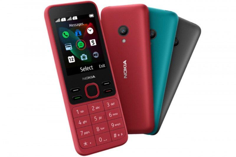Ponsel Rp400 ribuan, Nokia 125 dan Nokia 150 masuk
