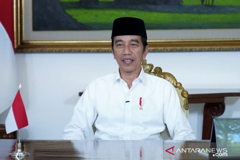 Presiden Jokowi minta penyaluran BLT Desa dan bansos tunai disederhanakan