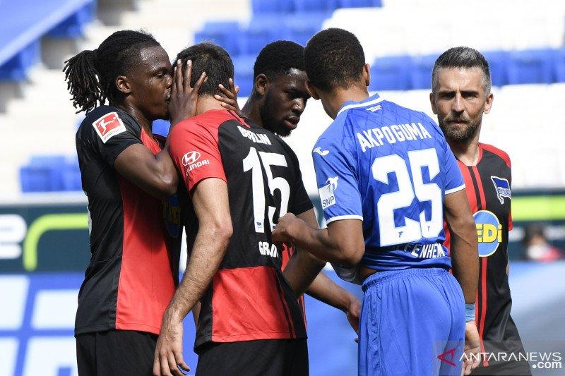 DFL : Liga Jerman tidak hukum pemain yang langgar panduan menjaga jarak