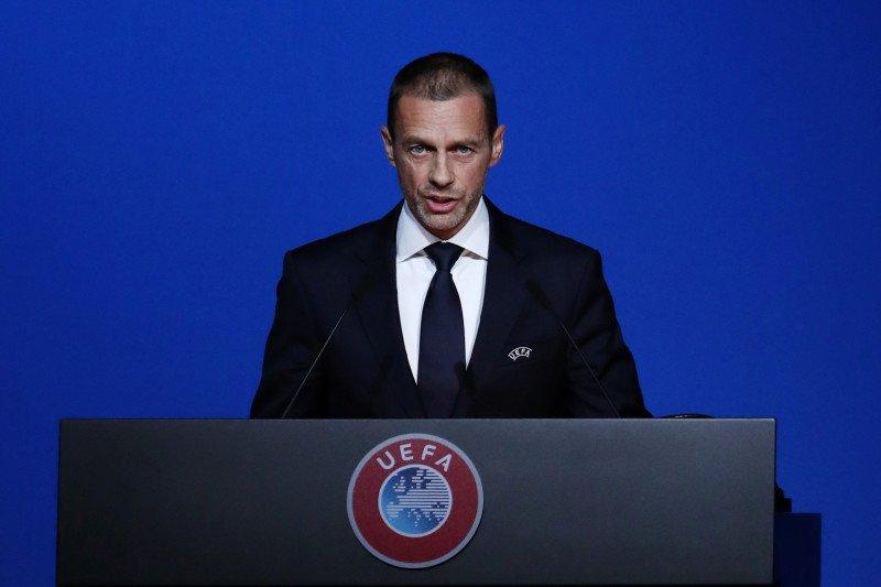 UEFA marah besar, sebut ada ular di balik Liga Super Eropa