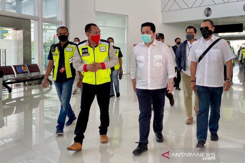 Erick Thohir tegaskan seleksi pimpinan BUMN sesuai prosedur