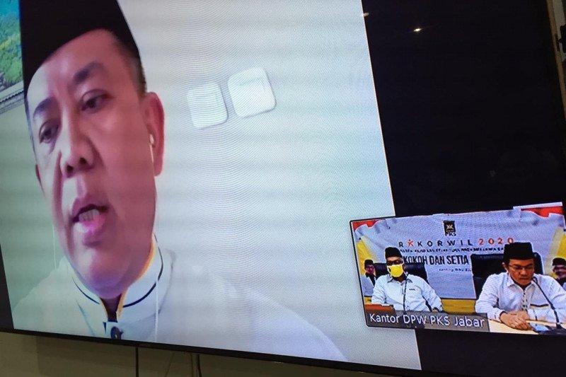 PKS Jabar gelar rakorwil daring, gulirkan Program Siaga Pangan