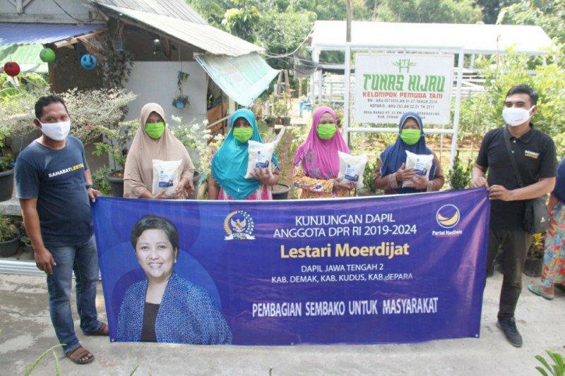 Sahabat Lestari bagikan bantuan bagi warga terdampak Covid-19