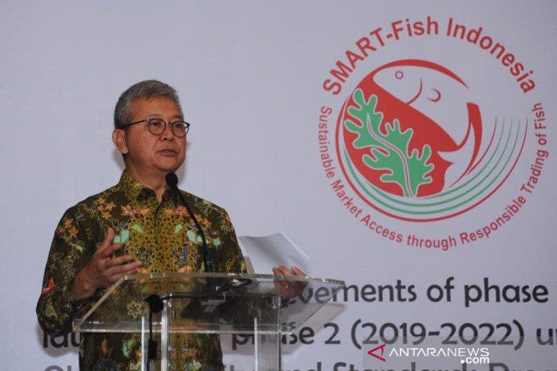 KKP siap dukung Gerakan   Bangga Buatan Indonesia