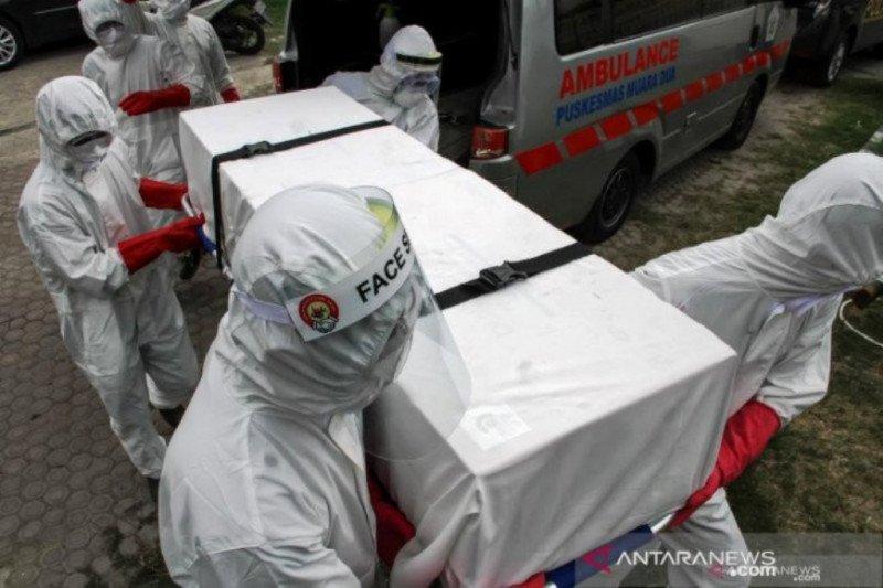 Selamat jalan! Ari Puspita Sari, perawat terinfeksi COVID-19 meninggal dunia dalam kondisi hamil