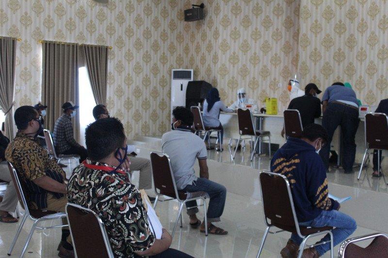 Pencari surat keterangan bebas COVID-19 di Lampung meningkat