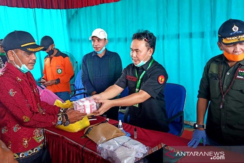 Gubernur Kalteng salurkan bantuan ke sejumlah desa di Kotim