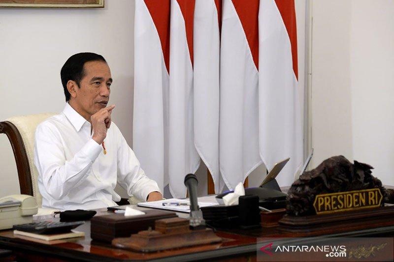 Presiden tegaskan pemerintah tak larang warga ibadah selama pandemi corona