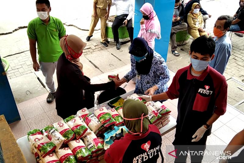 Disperindag Jateng gelar operasi pasar gula pasir 4 ton di Kudus