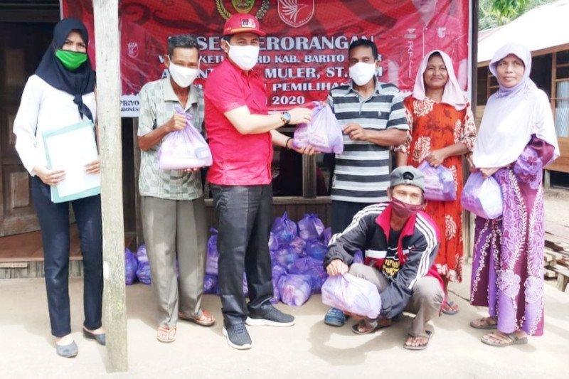 DPRD Bartim serap aspirasi warga saat pandemi COVID-19