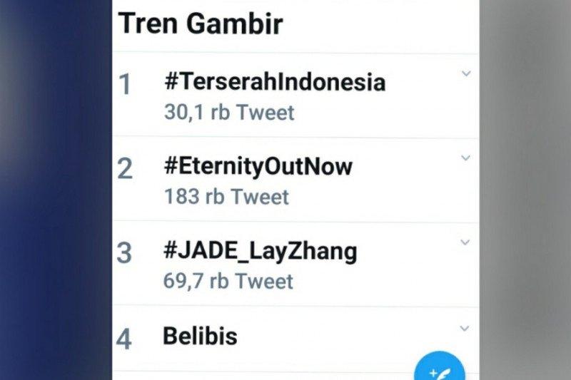 Tagar 'Indonesia terserah' harusnya menggugah empati masyarakat