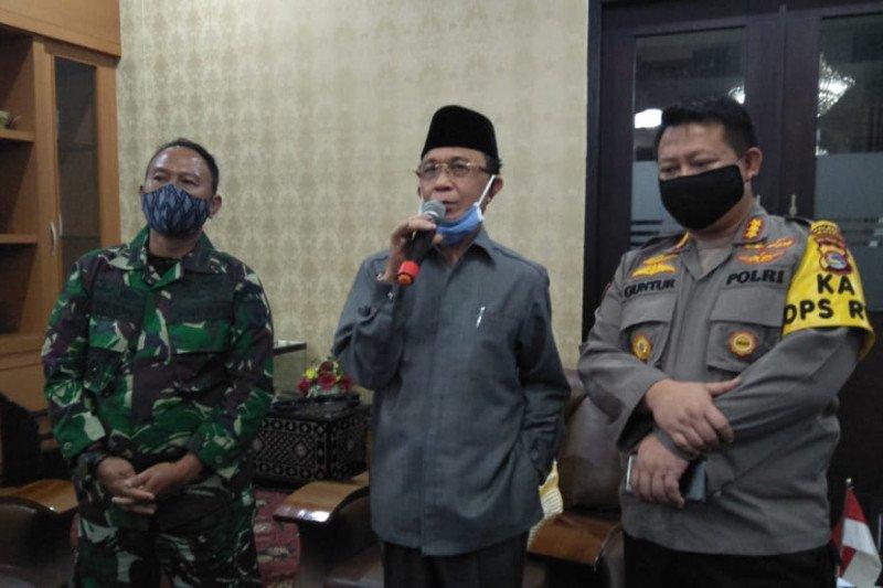 59 lingkungan di Kota Mataram dilarang Shalat Idul Fitri