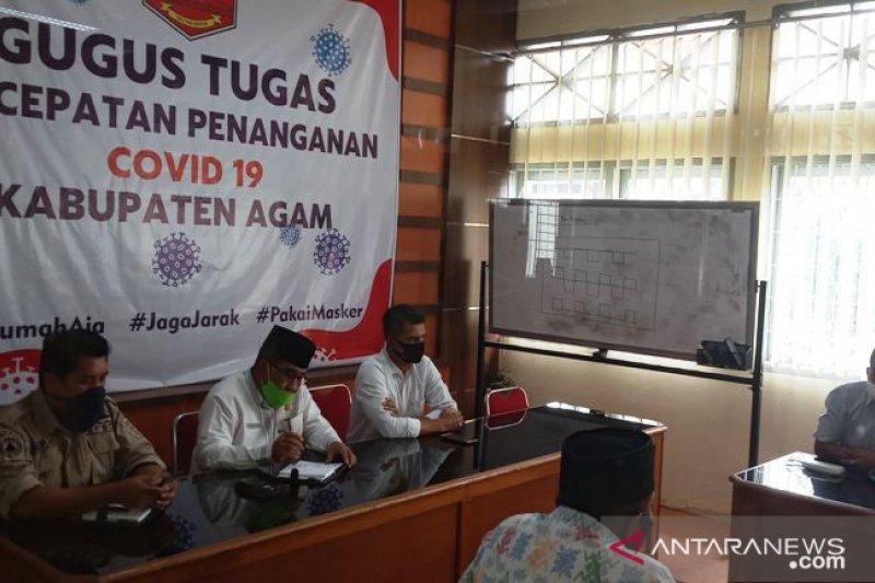 Buntut cekcok anggota DPRD Pasaman dengan petugas cek poin, BK DPRD Pasaman sambangi Posko GTP2C Agam