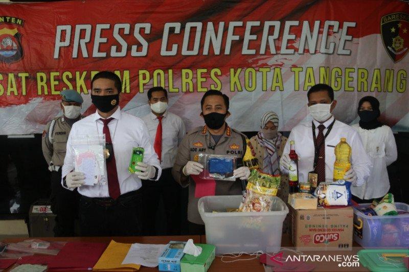 Polisi tangkap tujuh wanita penipu penjual parcel Lebaran berharga murah