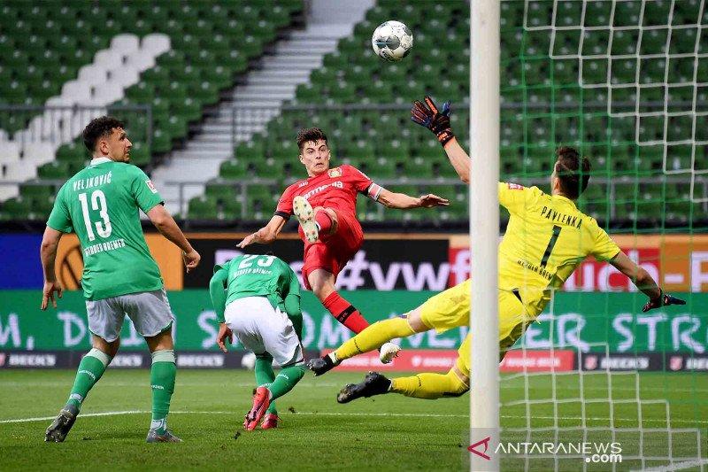 Leverkusen diharapkan dapat pertahankan Havertz