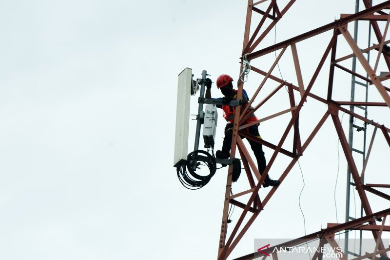 XL antisipasi lonjakan pengguna jaringan seluler jelang Lebaran