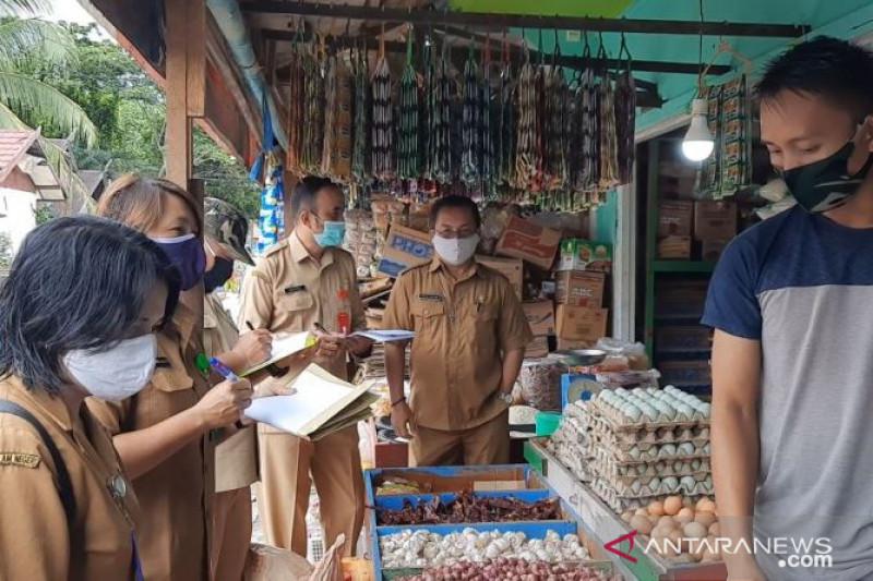 Jelang Idul Fitri, harga bawang merah di Gumas naik