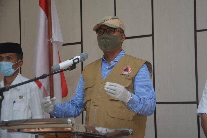 Tiga warga Solok Selatan positif COVID-19 dinyatakan sembuh