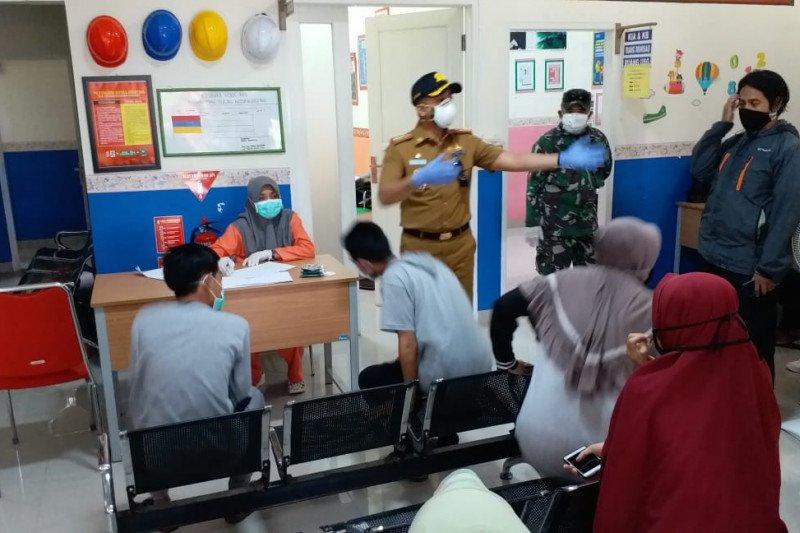Enam kecamatan di Makassar serentak gelar rapid test COVID-19
