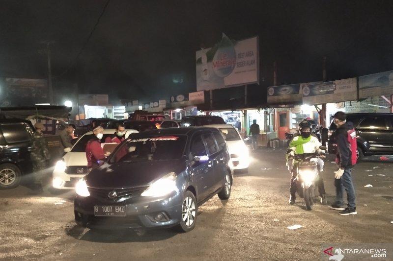PSBB parsial di Cianjur diperpanjang hanya di 16 kecamatan