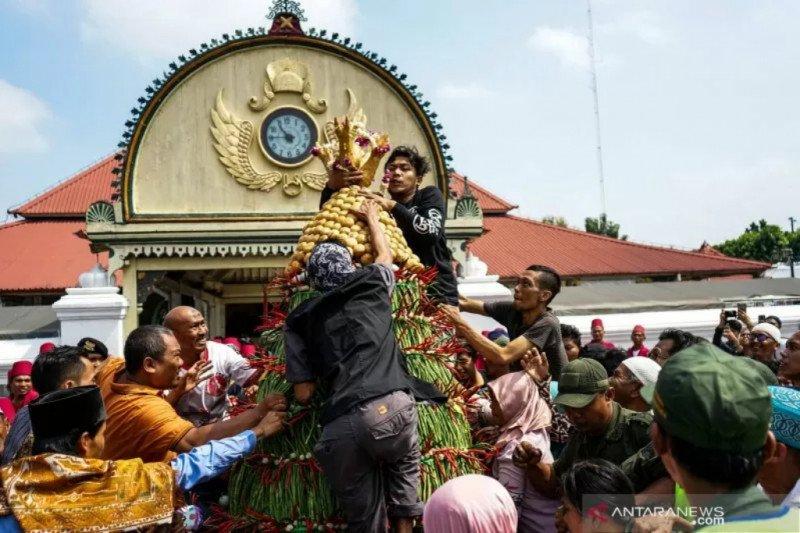 Keraton Yogyakarta meniadakan tradisi Grebeg Syawal cegah penularan COVID-19