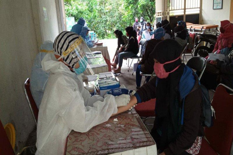 Tiga warga di Kulon Progo reaktif COVID-19 berdasarkan rapid test
