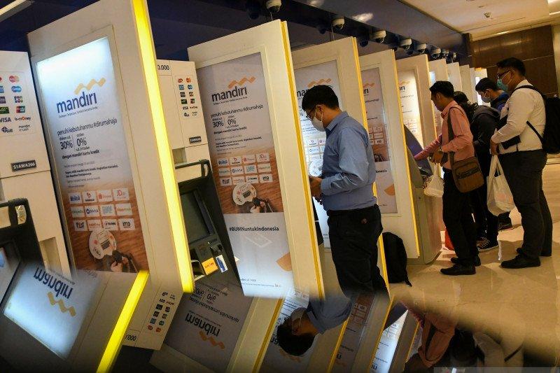 Bank Mandiri siapkan uang tunai Rp20,8 triliun antisipasi Lebaran