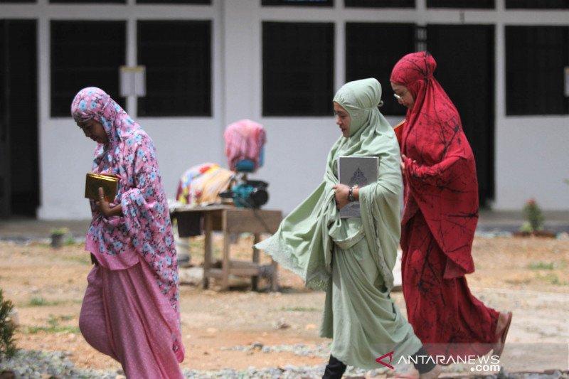 Ribuan napi dapat remisi Idul Fitri
