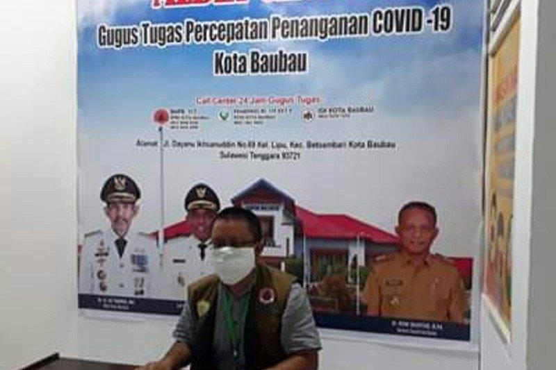 Negatif, hasil swab keluarga pasien positif COVID-19 di Baubau