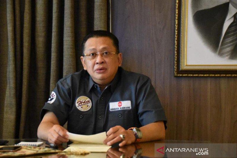 Ketua MPR Bamsoet: Tingkatkan penjagaan intensif di perairan Natuna