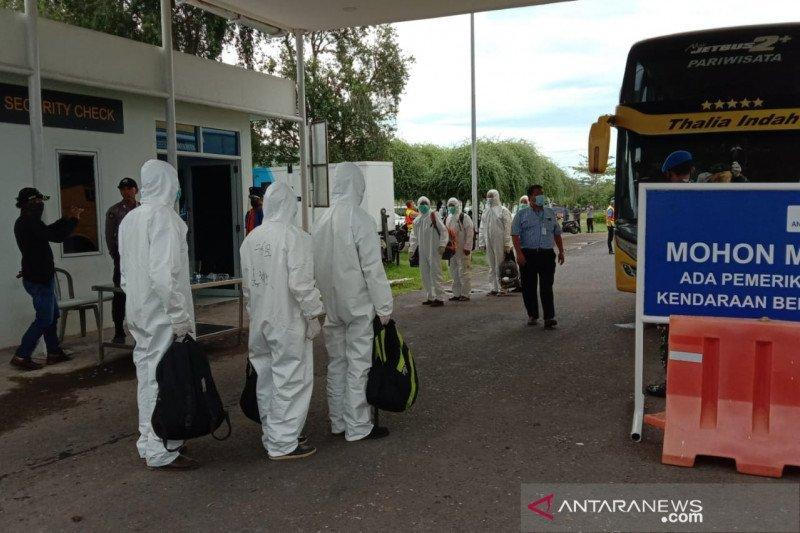 Ratusan WNA Tiongkok di Sumsel dipulangkan ke negaranya gunakan pesawat Combodi Airways