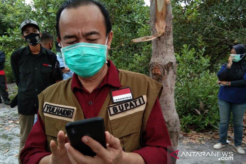 Antisipasi penumpukan saat lebaran, destinasi wisata di Seruyan ditutup