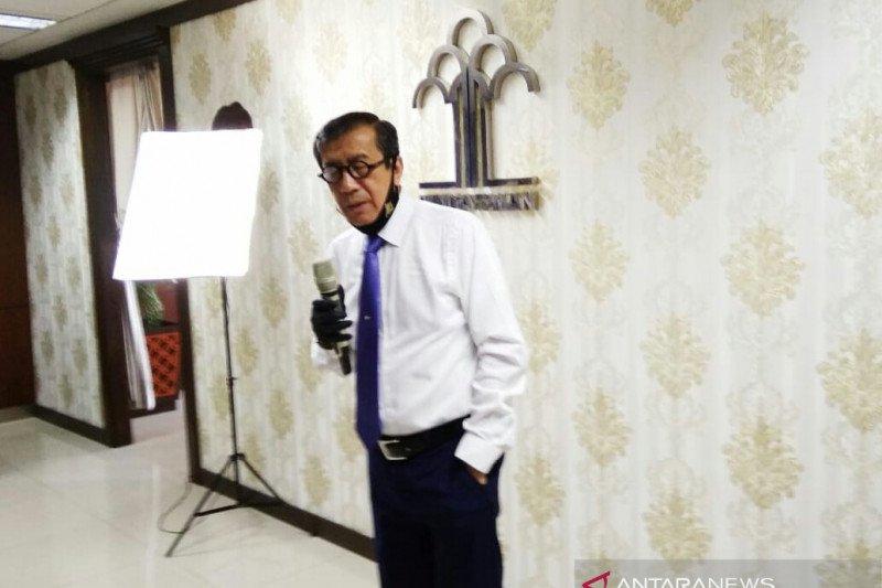 Menkumham serahkan SK pengesahan badan hukum Partai Gelora