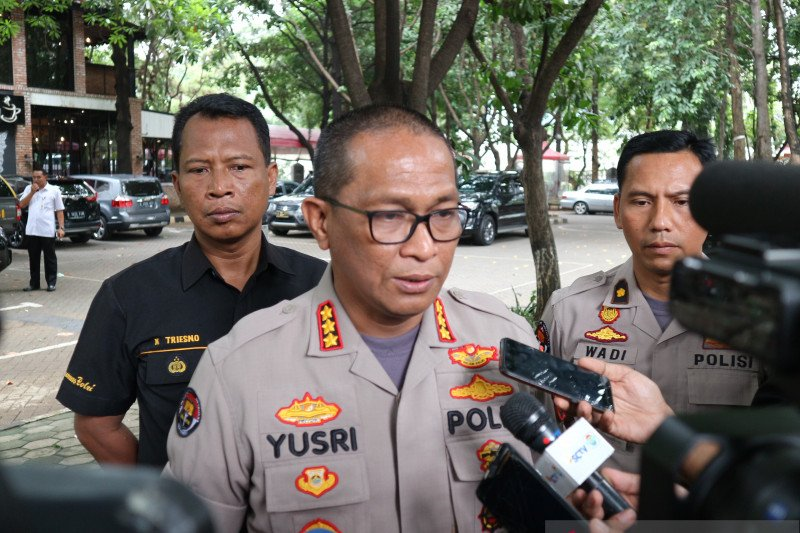 Polda Metro Jaya terima pelimpahan kasus OTT KPK di UNJ