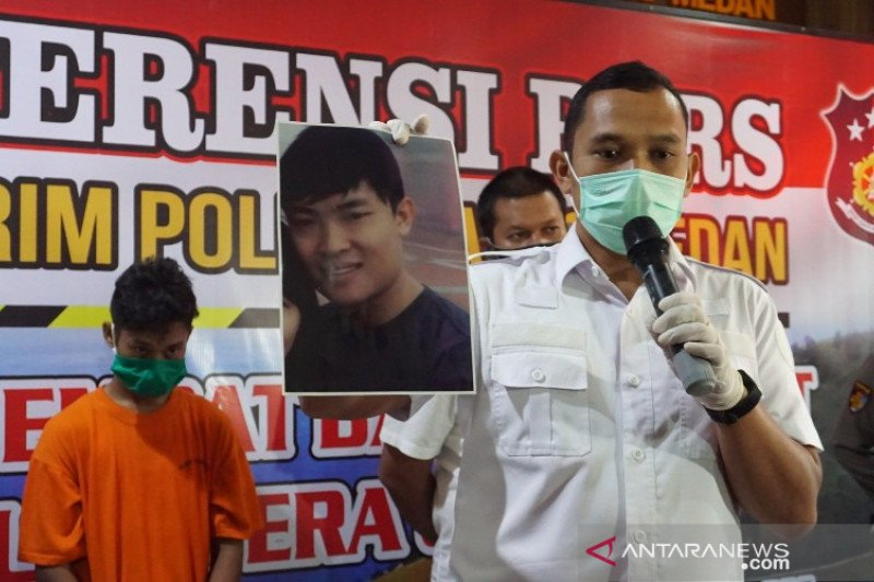 Polisi tangkap pelaku pembunuhan yang ikat korbannya