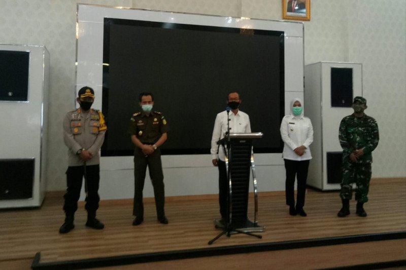 Inilah beberapa sanksi bagi pelanggar PSBB di Kota Palembang
