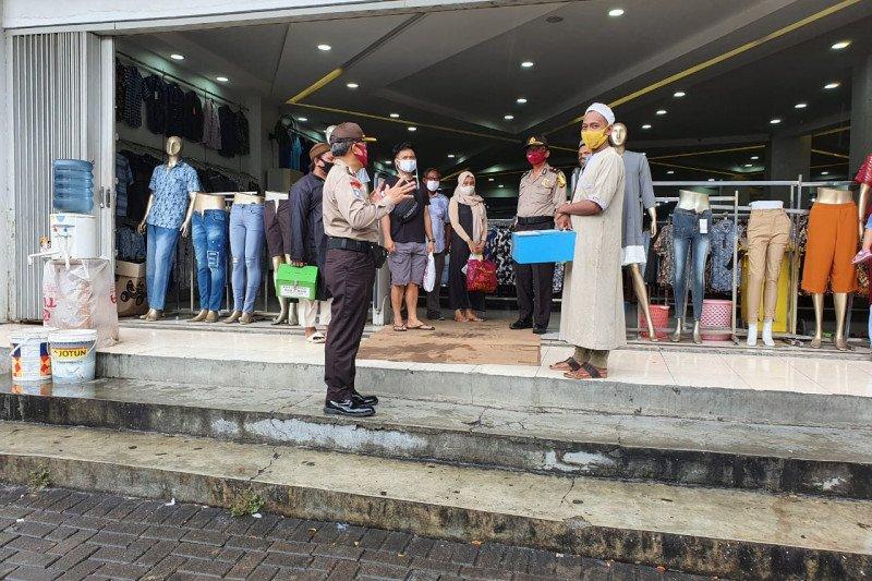 Satgas Aman Nusa Polda Sulut  imbau masyarakat tidak mudik