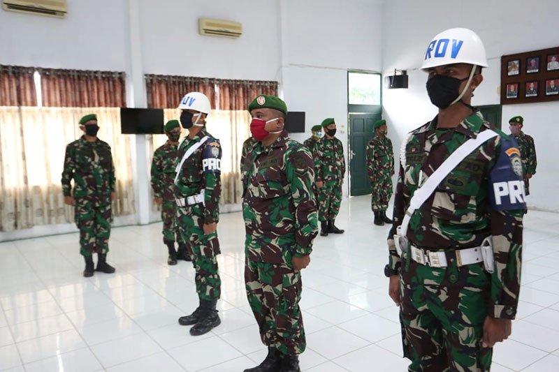 Anggota TNI di Aceh dihukum disiplin gegara medsos istri