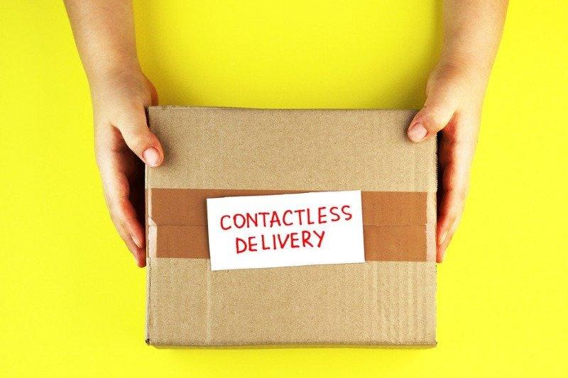 Cara aman kirim paket selama pandemi corona
