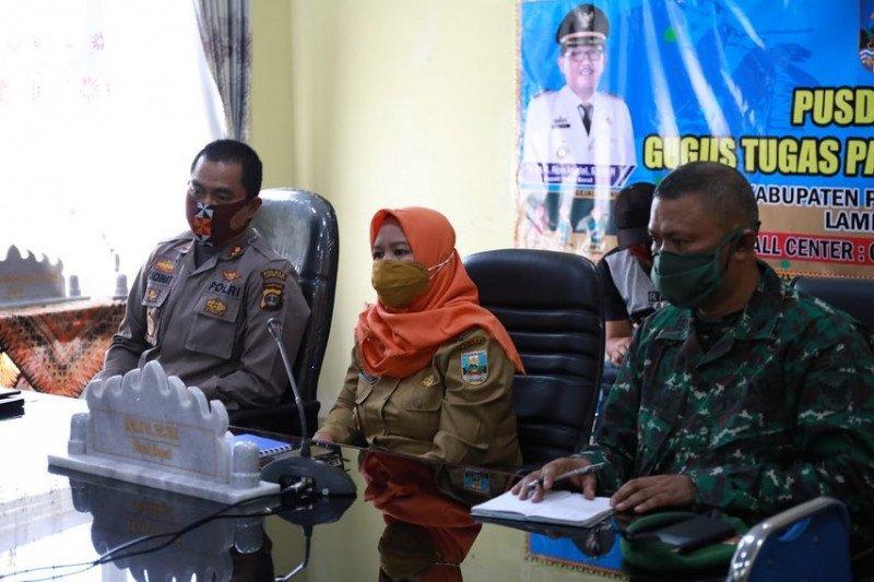 Wakil Bupati Pesisir Barat gelar rapat koordinasi pengamanan protokol kesehatan