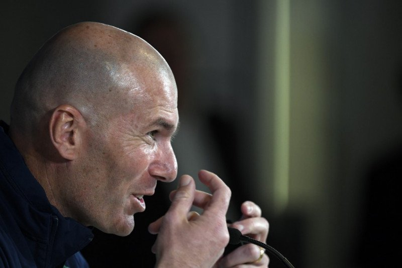 Zidane tegaskan juara itu sudah DNA-nya Real Madrid, benarkah?