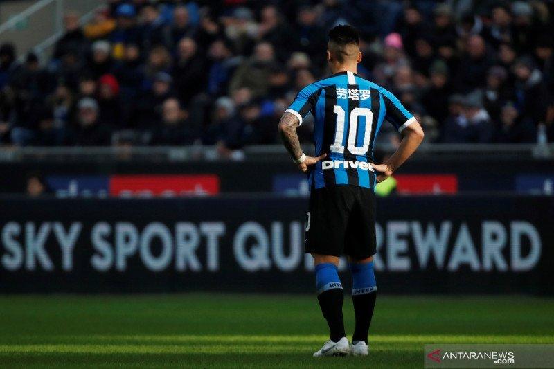 Luis Suarez sarankan Lautaro Martinez tetap bertahan di Inter Milan