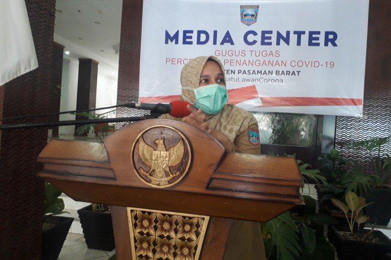 Seorang relawan Gugus Tugas Sumbar asal Pasaman Barat positif terinfeksi COVID-19